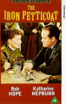 The Iron Petticoat 1956