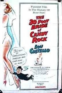 The 30 Foot Bride of Candy Rock 1959