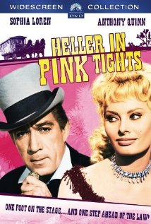 Heller in Pink Tights 1960