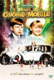 The Gnome-Mobile 1967