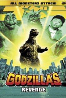 Godzilla's Revenge Gojira-Minira-Gabara: Oru kaijû daishingeki 1969