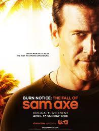 Burn Notice: The Fall of Sam Axe 2011